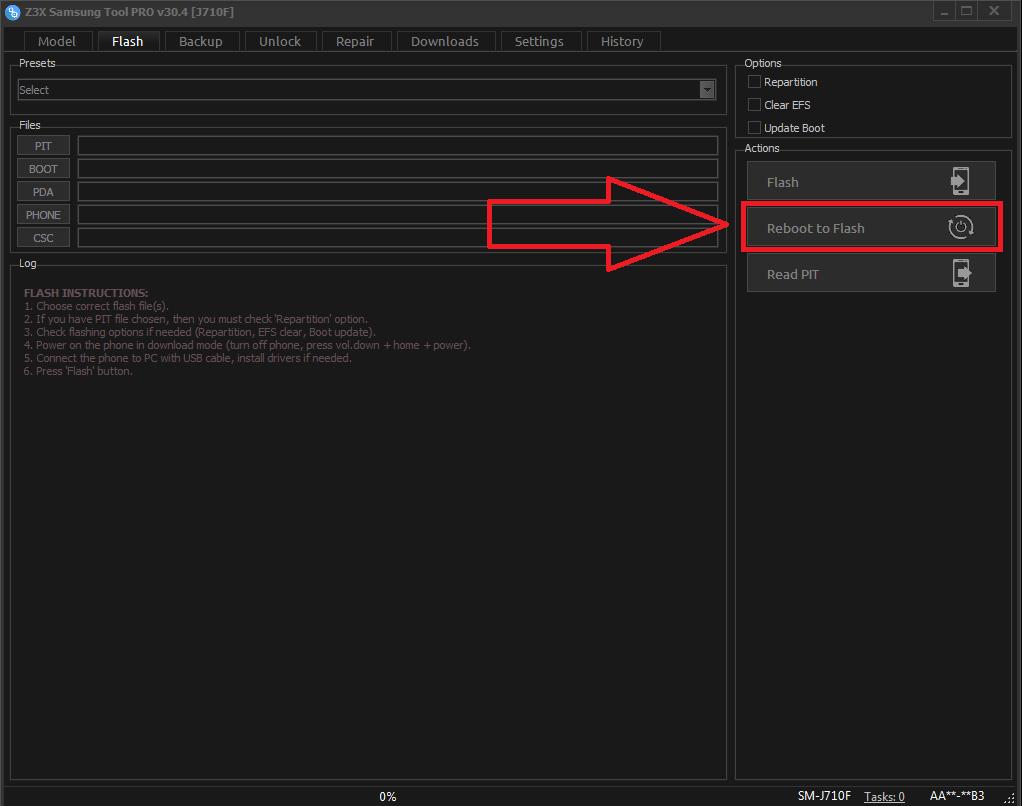 تخطي حساب جوجل اكاونت Remove Frp J710F U4