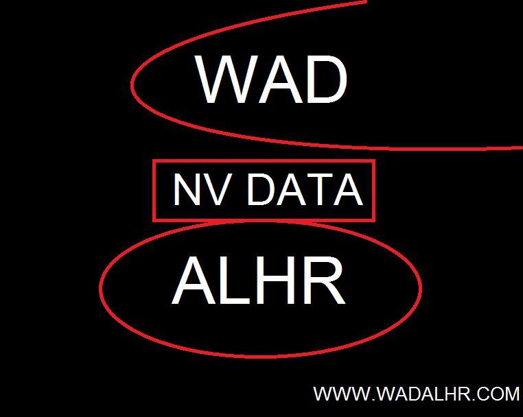 ملف NV DATA N920T لحل مشكلة كتابة الايمي - مركز وعد الحر للمعلوماتية